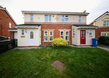 Thumbnail 4 bed semi-detached house for sale in Newhouse Drive, Winstanley, Wigan