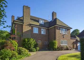 Thumbnail Detached house for sale in Neville Drive, Hampstead Garden Suburb, London