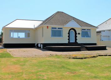 Thumbnail 3 bed detached bungalow for sale in Renney Road, Heybrook Bay, Plymouth