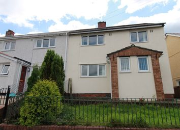 Thumbnail 3 bed end terrace house for sale in Tredegar Avenue, Ebbw Vale