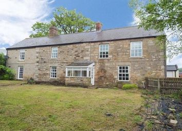 Thumbnail 4 bed barn conversion to rent in Mitford, Morpeth