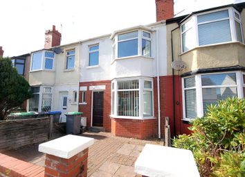 Thumbnail 3 bed terraced house for sale in Endsleigh Gardens, Blackpool