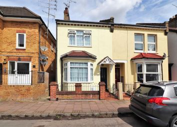 Thumbnail 3 bed semi-detached house for sale in Charles Street, Greenhithe