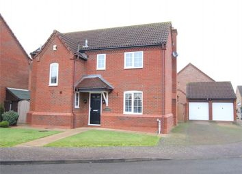 Thumbnail 4 bedroom detached house for sale in Blackwood Road, Eaton Socon, St. Neots