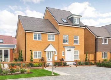 """Thumbnail 3 bed end terrace house for sale in """"Padstow"""" at Broughton Crossing, Broughton, Aylesbury"""