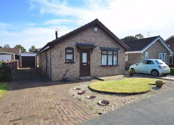 Thumbnail 2 bedroom detached bungalow for sale in Plantation Drive, Barlby, Selby