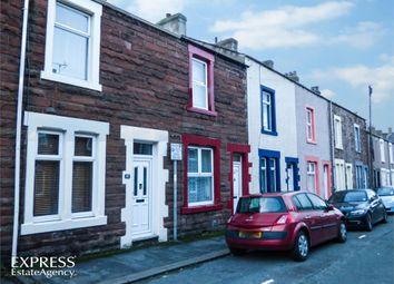 Thumbnail 2 bed terraced house for sale in Hartington Street, Workington, Cumbria