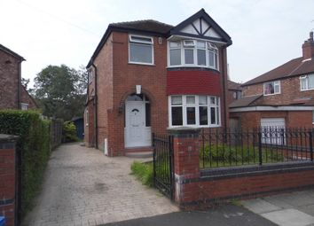 Thumbnail 3 bed detached house for sale in Eastleigh Road, Prestwich