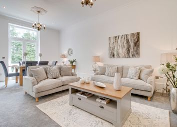 Thumbnail 3 bedroom flat for sale in The Corbett Suite, Rigby Hall, Rigby Lane, Bromsgrove