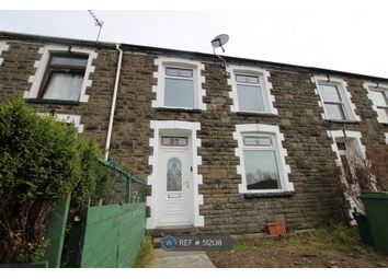 Thumbnail 3 bedroom terraced house to rent in Cilfynydd Road, Pontypridd