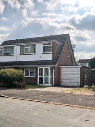 Thumbnail 3 bed semi-detached house for sale in Maun Avenue, Nottingham