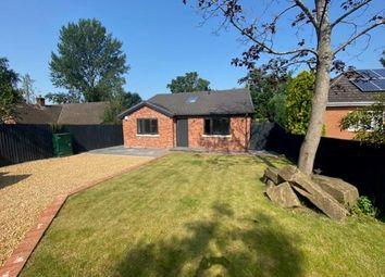 Thumbnail 2 bed bungalow to rent in Tunbridge Close, Wistaston, Crewe, Cheshire
