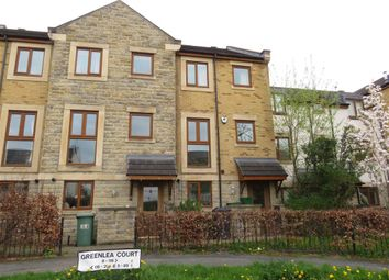Thumbnail 4 bed town house to rent in Greenlea Court, Huddersfield