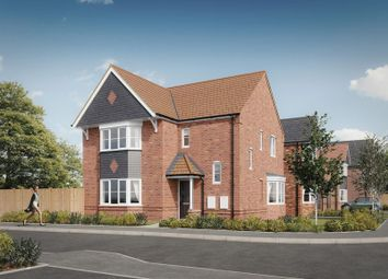 Thumbnail 4 bed property for sale in Plot 12, The Elmsdale, Devereux Grange, Great Haywood