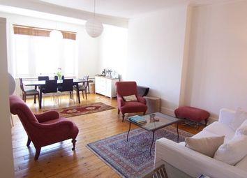 Thumbnail 1 bed flat to rent in Belsize Crescent, Belsize Village, London
