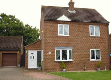 Thumbnail 3 bed detached house for sale in Glentham Court, High Street, Glentham