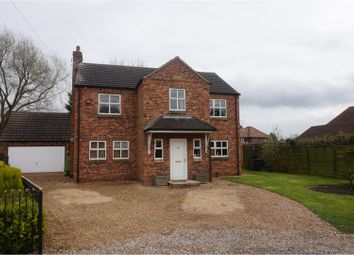 Thumbnail 4 bedroom detached house for sale in Willow View, Selby