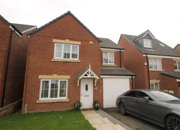 Thumbnail 4 bed detached house for sale in Lockwood Avenue, Birtley, Chester Le Street