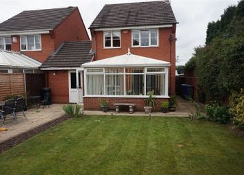 Thumbnail 3 bedroom detached house for sale in Highland Drive, Lightwood, Stoke On Trent