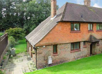 Thumbnail 3 bed semi-detached house for sale in Bankside, Durgates, Wadhurst