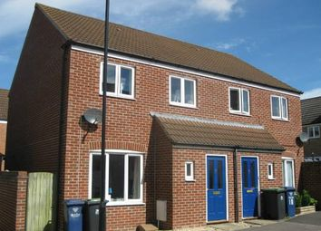 Thumbnail 3 bed semi-detached house to rent in Goldfinch Gate, Gillingham, Dorset