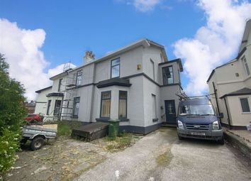 Thumbnail 5 bed semi-detached house for sale in Poulton Road, Wallasey, Merseyside
