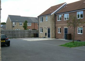 Thumbnail 2 bed terraced house to rent in Cherry Blossom Court, Lincoln