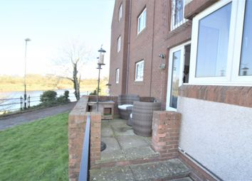 Thumbnail 2 bed flat for sale in Old Mill Court, Annan