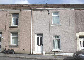 Thumbnail 3 bedroom terraced house for sale in Clyndu Street, Morriston, Swansea