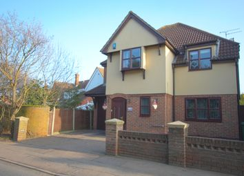 4 bed detached house for sale in Wash Road, Laindon, Basildon SS15