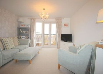 Thumbnail 2 bed flat for sale in Harris Place, Exeter