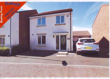 Thumbnail 4 bedroom detached house for sale in Canberra Drive, Cramlington
