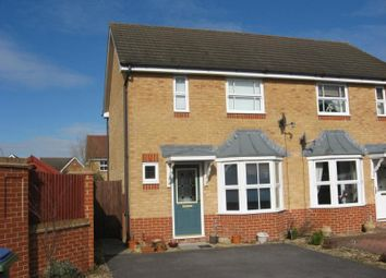 2 bed semi-detached house to rent in Purslane Gardens, Fareham PO15