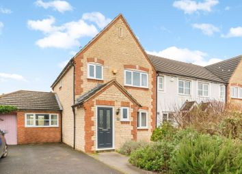 Thumbnail 3 bed end terrace house for sale in Campion Place, Bicester