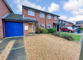 Thumbnail 3 bed semi-detached house for sale in Grange Road, Somersham, Huntingdon, Cambridgeshire