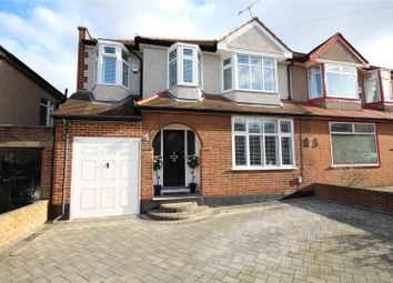 Thumbnail 5 bed semi-detached house for sale in Maxwell Road, South Welling, Kent