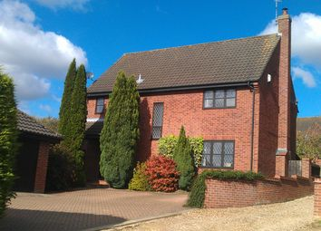 Thumbnail 4 bedroom detached house for sale in Chappel Hill, Fakenham