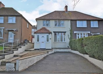 Thumbnail 3 bedroom semi-detached house for sale in Semi-Detached House, Bassaleg Road, Newport