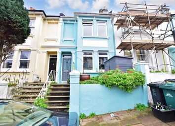 Thumbnail 3 bed terraced house for sale in Bonchurch Road, Brighton, East Sussex