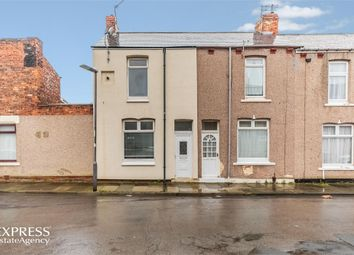 Thumbnail 2 bed end terrace house for sale in Rydal Street, Hartlepool, Durham