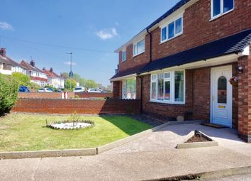 Thumbnail 4 bed semi-detached house for sale in Parkfield Crescent, Tamworth
