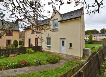 Thumbnail 2 bed semi-detached house for sale in Corpach, Fort William
