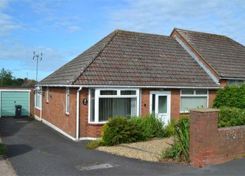 Thumbnail 2 bed semi-detached bungalow to rent in Essington Close, Exmouth, Devon