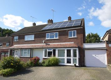Thumbnail 3 bed semi-detached house for sale in Cleves Road, Kemsing, Sevenoaks