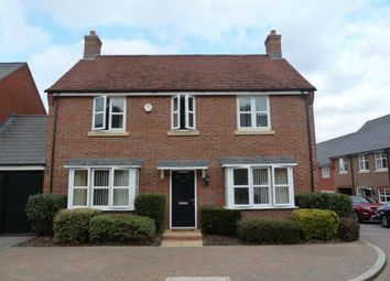 Thumbnail 5 bed detached house to rent in Horsemead Piece, Winslow, Buckinghamshire