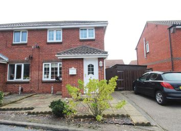 Thumbnail Semi-detached house for sale in Coxswain Read Way, Caister-On-Sea, Great Yarmouth