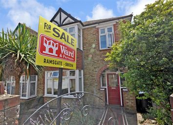Thumbnail 3 bed semi-detached house for sale in Cecilia Road, Ramsgate, Kent