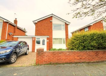 Thumbnail 3 bed detached house for sale in Appleton Drive, Whitby, Ellesmere Port