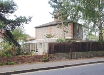 Thumbnail 2 bed cottage for sale in Flint Cottage 9, London Road, Ewell Village
