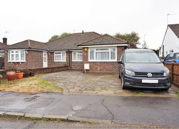 Thumbnail 4 bed semi-detached bungalow for sale in Ashfield Road, Chesham
